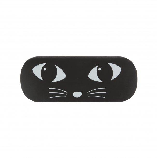 Brilleetui - katteøjne